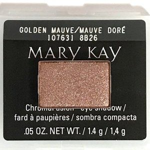 3/$30 Mary Kay Chromafusion Eyeshadow Golden Mauve